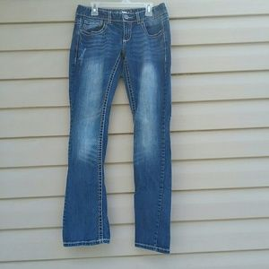 Maurices boot cut jeans